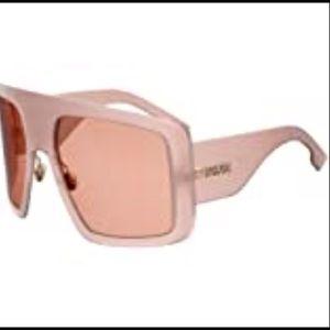 Dior so light 1 pink fwm/ho sunglasses